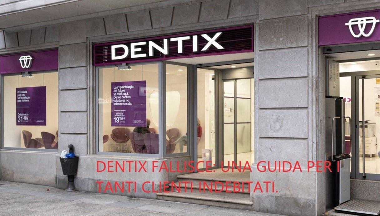 dentix: cosa fare?
